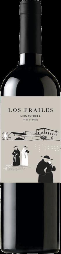 Los Frailes Monastrell Valencia 2018 750ml