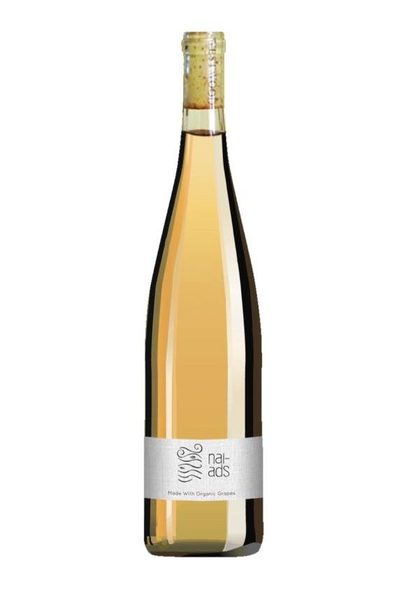 """Papras """"Naiads"""" 100% Badiki Amber Wine Tyrnavos 2020 750ml"""