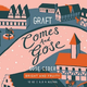 "Graft ""Comes and Gose"" Gose/Wit Cider12oz 4pk"