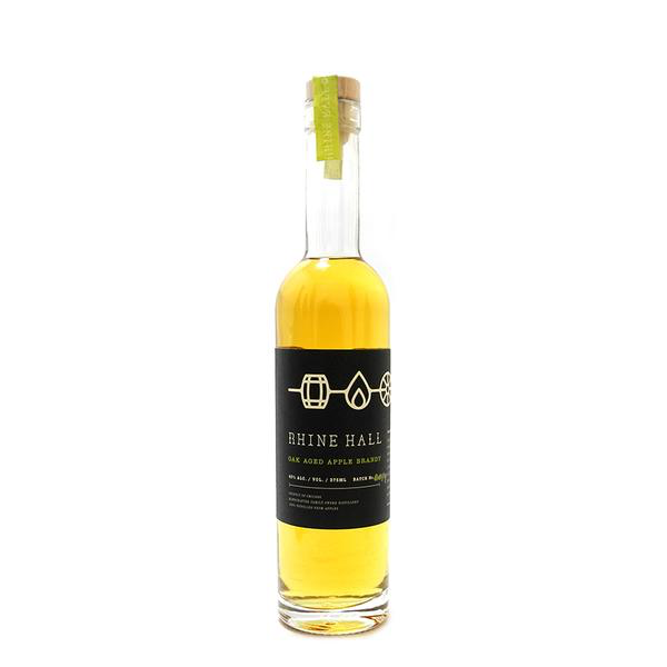 Rhine Hall Oak Aged Apple Brandy 750ml