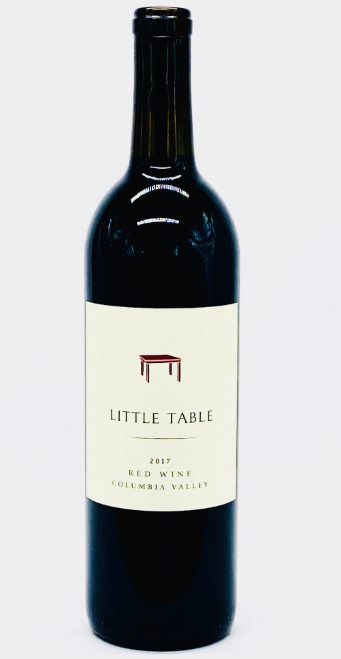 "Andrew Rich ""Little Table Red"" Wine (Syrah, Mourvedre, Grenache) Columbia Valley WA 2018 750ml"