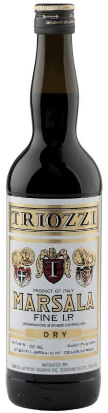 Triozzi Dry Marsala Fine I.P. 750ml