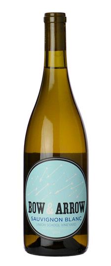 Bow & Arrow Sauvignon Blanc La Chénaie Vineyard Eola Amity Willamette Valley 2018 750ml