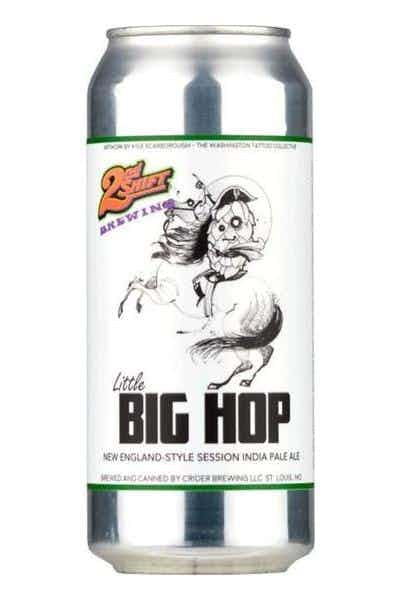 2nd Shift Little Big Hop 16oz 4pk