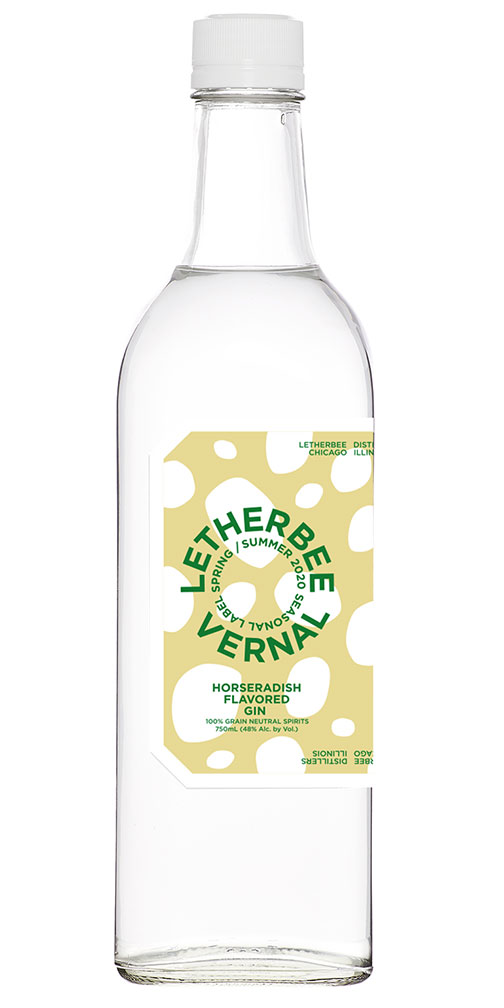 """Letherbee """"Vernal 2020"""" Limited Edition Gin 750ml"""