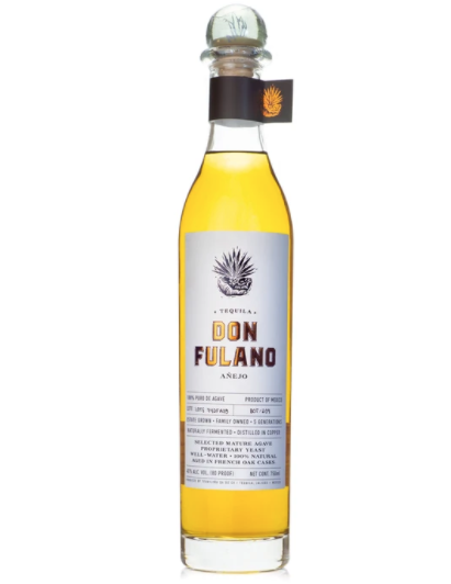 Don Fulano Anejo 750ml