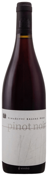 Krasna Hora Pinot Noir Czech Republic 2018 750ml