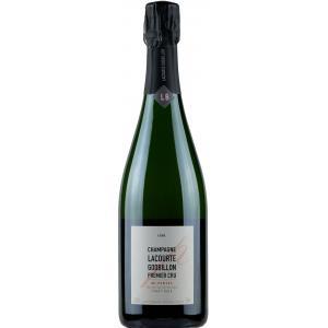 "Lacourte Godbillon ""Mi-Pentes"" Premier Cru Pinot Noir Extra Brut NV 750ml"