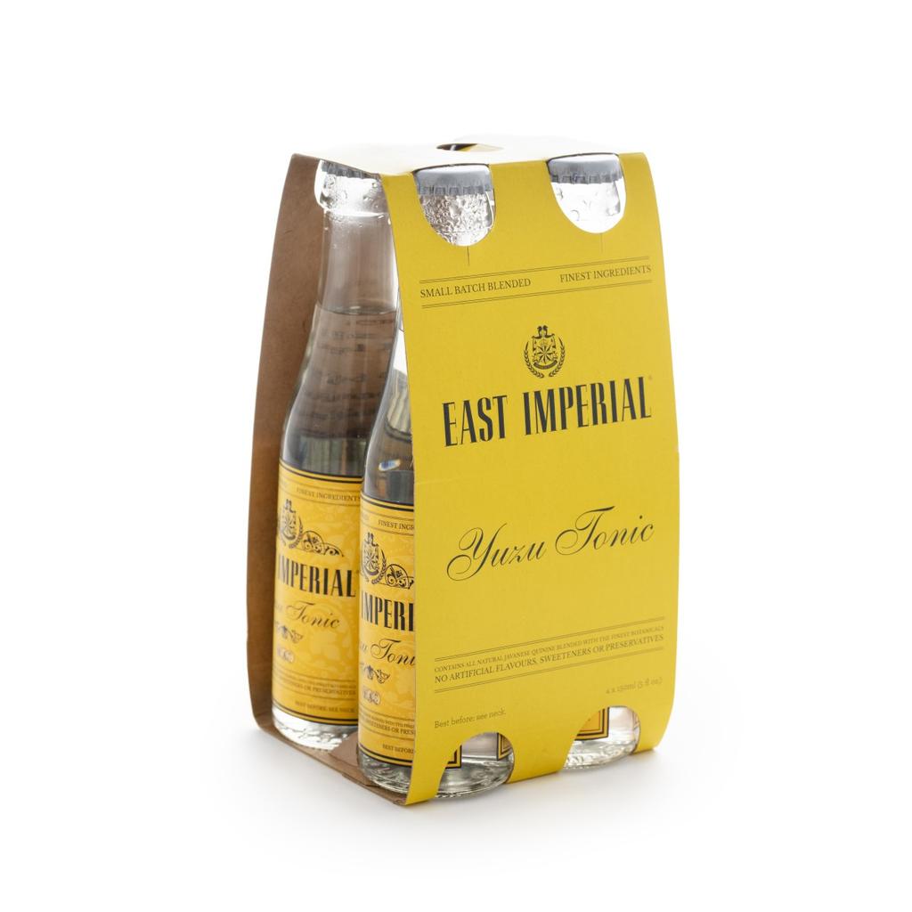 "East Imperial ""Yuzu"" Tonic Water 5oz 4pk"