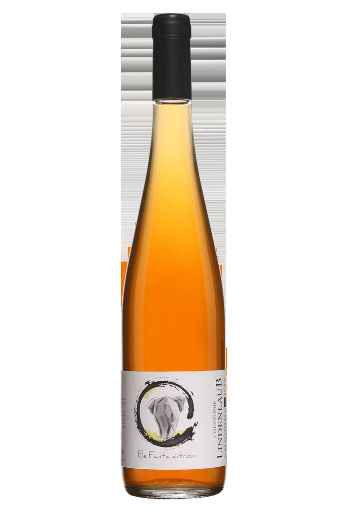 "Christophe Lindenlaub ""EleFanta Orange"" Vin de France 2018 750ml"
