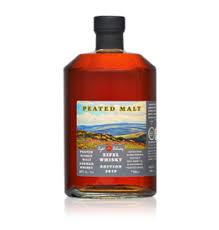 "Eifel Whisky ""Peated Malt"" Single Malt German Whisky Edition Koblenz Germany 2019 750ml"