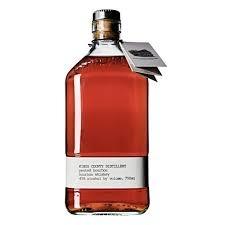 Kings County Distillery Peated Bourbon Whiskey 750ml