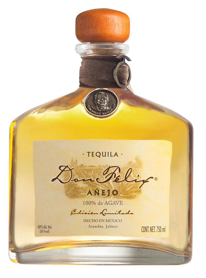 Don Felix Anejo Tequila 750ml