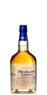 Highland Journey Blended Malt Scotch Whisky 750ml
