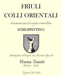Marina Danieli Schiopettino Friuli Colli Orientali 2017 750ml