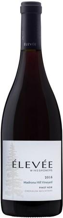 Élevée Winegrowers  Pinot Noir Madrona Vineyard Chehalem Mountains Oregon 2016 750ml