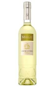 Merlet Creme de Poire Williams (Pear Liqueur) 750ml