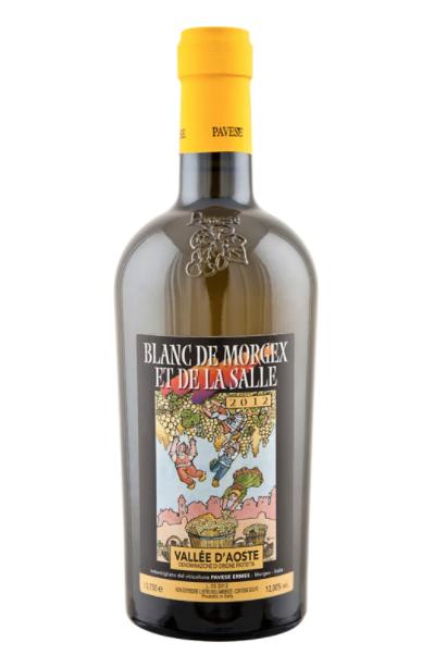 Ermes Paves Blanc de Morgex et de la Salle Valée d'Aoste 2019 750ml