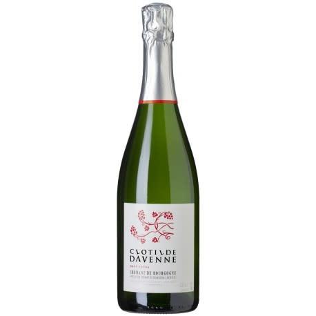 Clotilde Davenne Cremant de Bourgogne Brut Extra 750ml