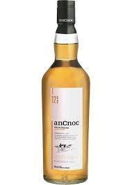 anCnoc 12 Year Highland Single Malt Scotch Whisky 750ml
