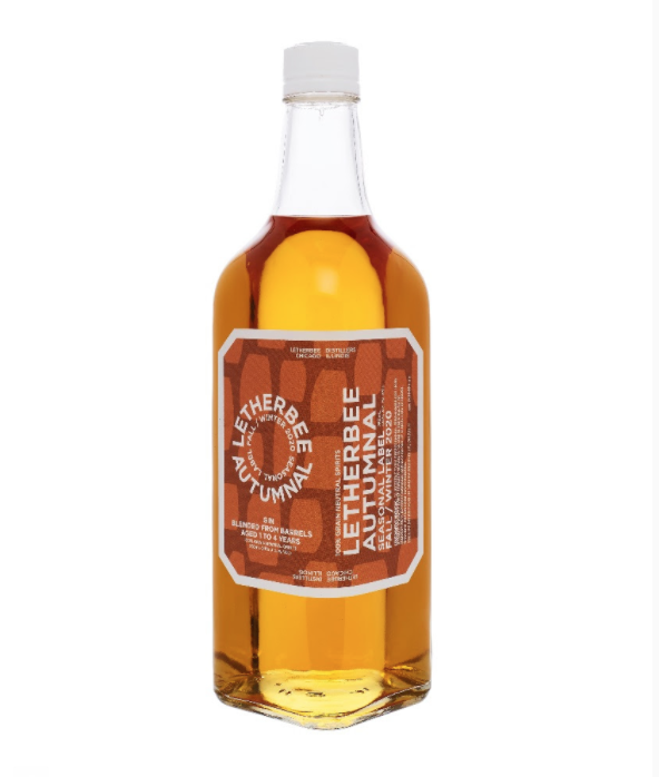 """Letherbee """"Winter 2020"""" Autumnal Gin 750ml"""
