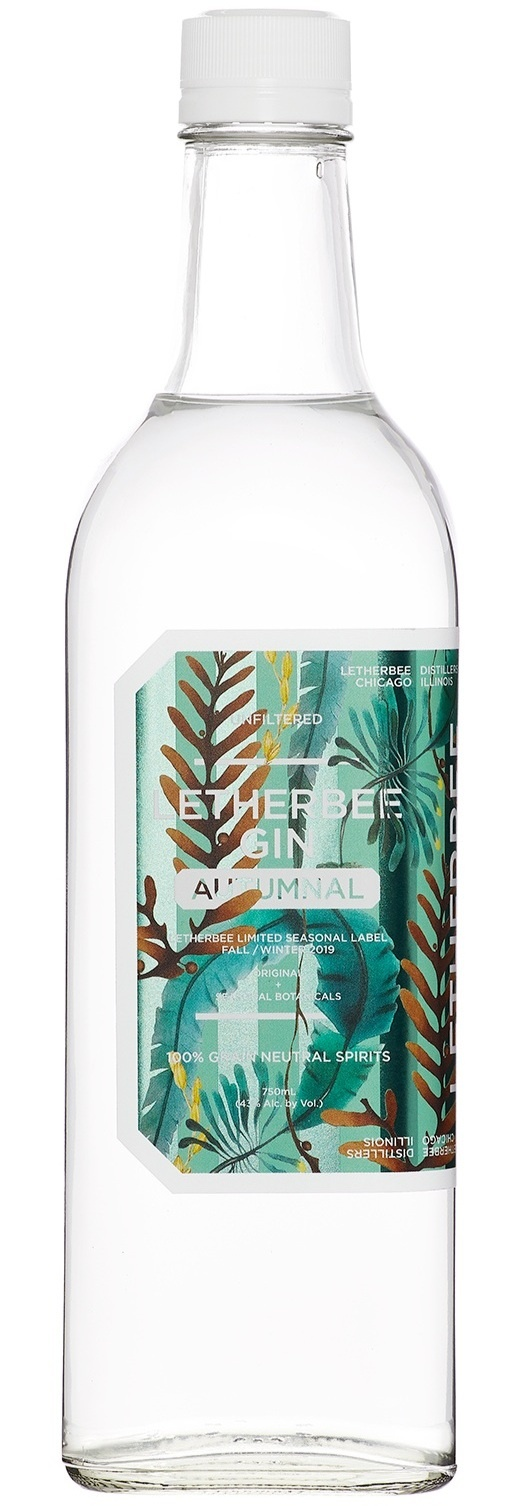 Letherbee Autumnal Gin 2019 Limited Edition 750ml