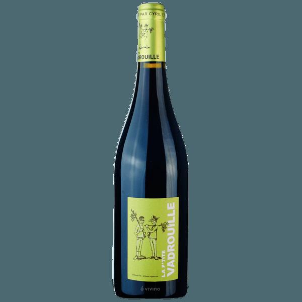 """Cyril & Fabien Boisard """"La P'Tite Vadrouille"""" Vin de France Rouge  2019 750"""