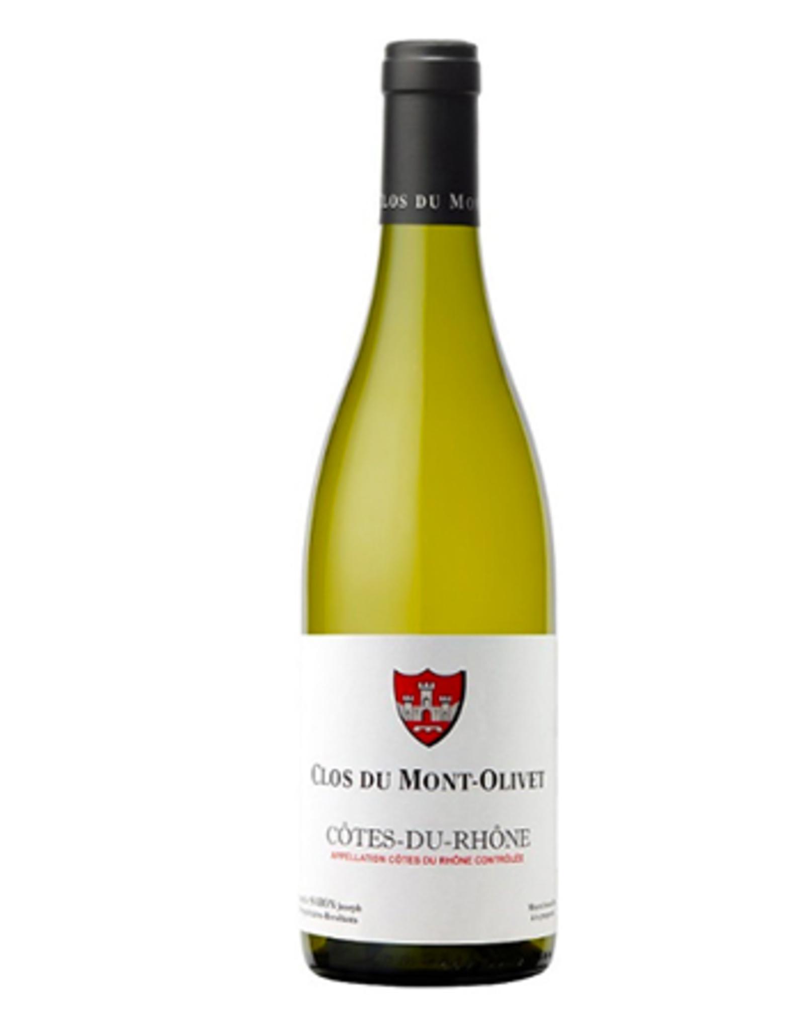 Clos du Mont-Olivet Cotes-du-Rhone Blanc 2018 750ml