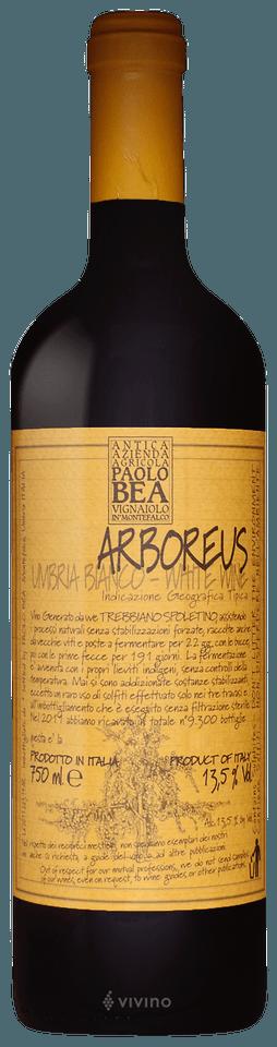 "Paolo Bea ""Arboreus"" Umbria Bianco 2013 750ml"