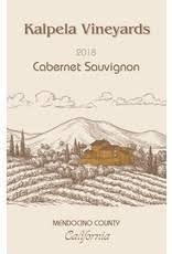 Kalpela Vineyards Cabernet Sauvignon Mendocino County 2018 750ml