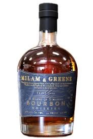 Milam & Greene Bourbon 750ml