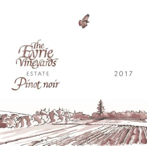 The Eyrie Vineyards Pinot Noir Willamette Valley 2017 750ml
