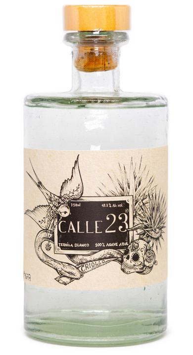 """Calle 23 """"Criollo"""" Blanco Tequila 750ml"""