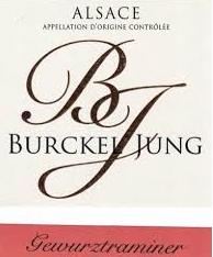 Burckel Jung Gewurztraminer Alsace 2018 750ml
