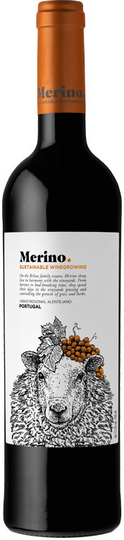 Merino Alentejano Tinto Red Blend 2019 750ml