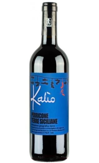 """Cantine Barbera """"Kalio"""" Perricone Terre Siciliane 2019 750ml"""