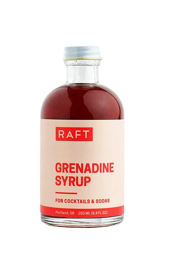 Raft Grenadine Syrup 250ml