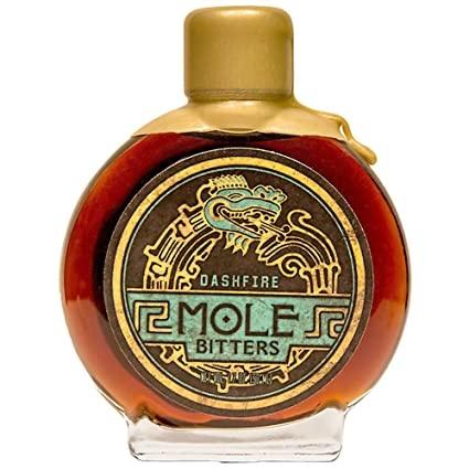 Dashfire Mole Bitters 50ml