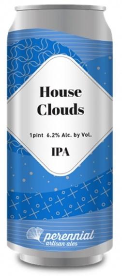 """Perennial """"House Clouds"""" IPA 16oz 4pk"""