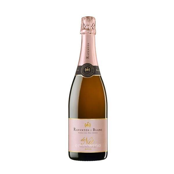 "Raventos i Blanc ""De Nit"" Rose Sparkling Wine 2017 750ml"