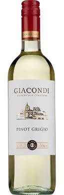 Giacondi Pinot Grigio Terre Siciliane 2019 750ml