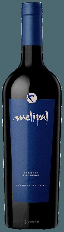 Melipal Cabernet Sauvignon Mendoza Argentina 2014 750ml