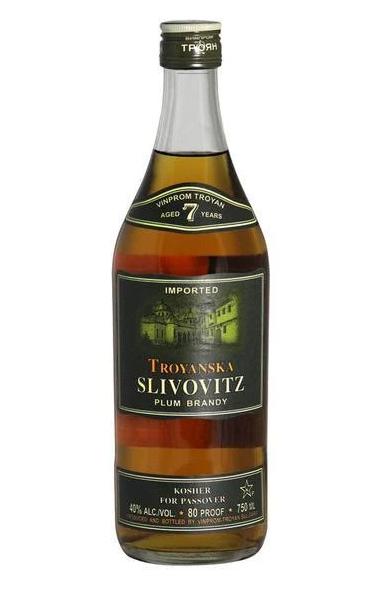 Troyanska Slivovitz Aged 7 Years 750ml