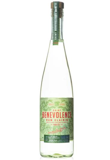 Saint Benevolence Clairin Rum Haiti 750ml
