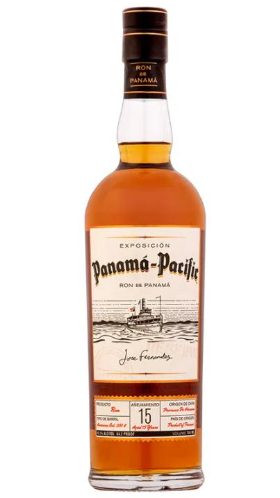 Panama-Pacific 15 Year Rum 750ml