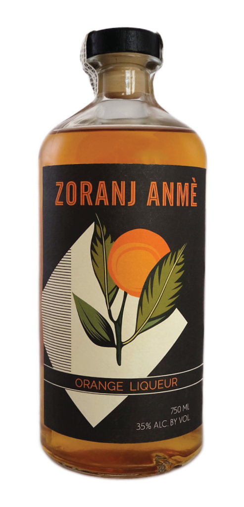 Zoranj Anme Orange Liqueur 750ml
