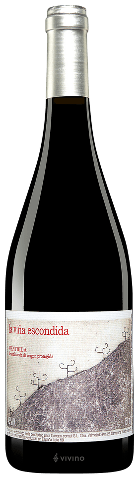 "Bodegas Canopy ""La Vina Escondida Mentrida"" 2015 750ml"