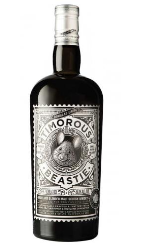 """Douglas Laing's """"Timorous Beastie"""" Highland Blended Scotch Malt Whisky 750m"""