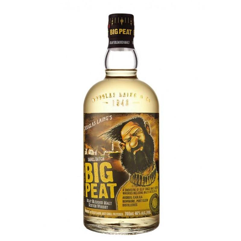 "Douglas Laing's ""Big Peat"" Islay Blended Malt ScotchWhisky 750ml"