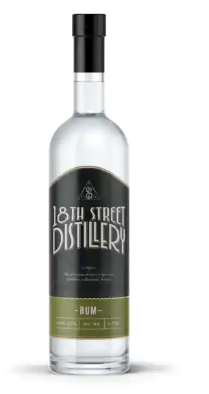 18th Street Rum 750ml